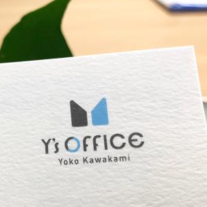 ロゴデザイン Y's オフィス 川上陽子 様